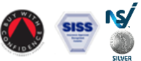 Buy with Confidence | SISS | NSI Systems Silver.